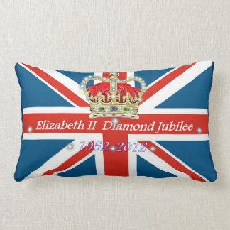Almohada de Comemorative del jubileo de diamante