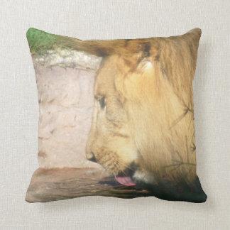 Almohada de consumición del león