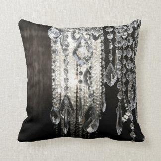 Almohada de cristal elegante del sofá del tiro de