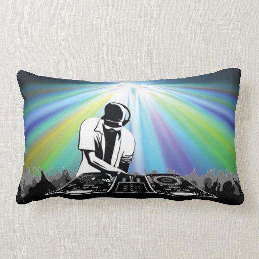 Almohada de DJ