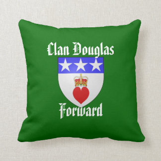 Almohada de Douglas del clan con Archibald el