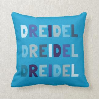 Almohada de Dreidel Dreidel Dreidel