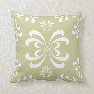 Almohada de encargo de la decoración del Flourish