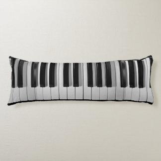 Almohada de encargo del cuerpo del teclado de cojin cama
