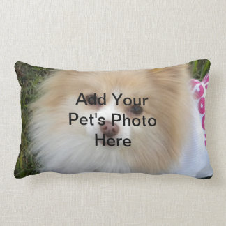 Almohada de encargo del mascota