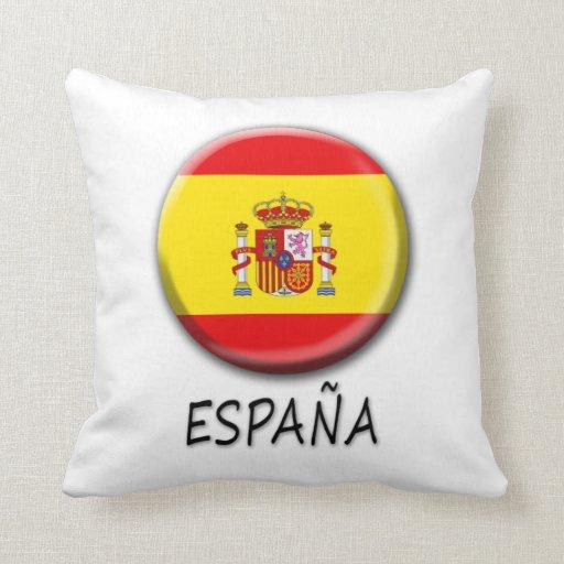 Almohada de España