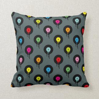 Almohada de fusión colorida del modelo de punto