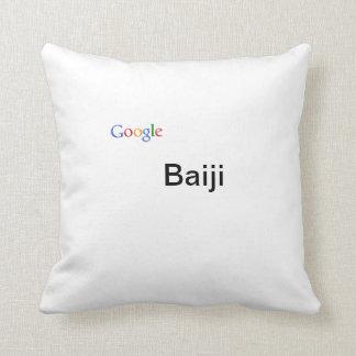 Almohada de Google Baiji