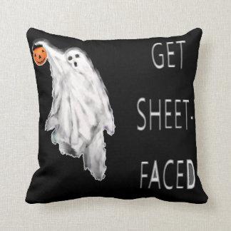 Almohada de Halloween