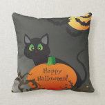 ¡Almohada de Halloween - modifiqúela para