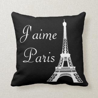 Almohada de J'aime París