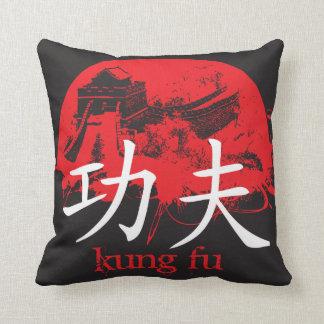 Almohada de Kung Fu