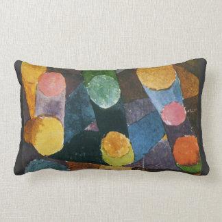 Almohada de la abstracción de Paul Klee