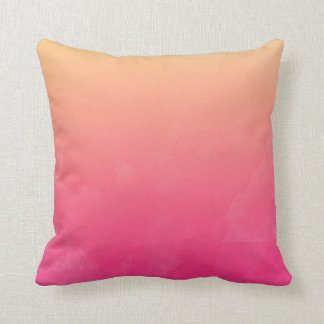 Almohada de la acuarela de Jane Ombre