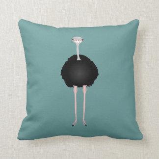 Almohada de la avestruz