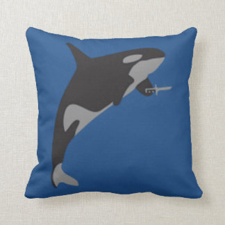 "Almohada de la ballena del ""asesino"""