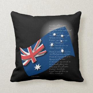 Almohada de la bandera de Australia