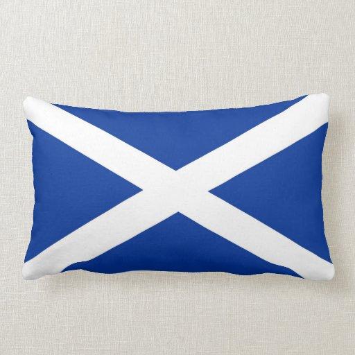 almohada de la bandera de país de Escocia