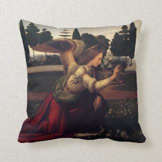 Almohada de la bendición del ángel - Leonardo da