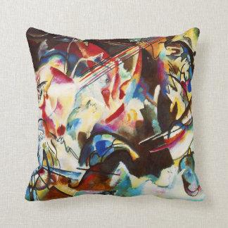 Almohada de la composición VI de Kandinsky