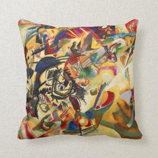 Almohada de la composición VII de Kandinsky