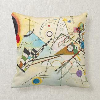 Almohada de la composición VIII de Kandinsky