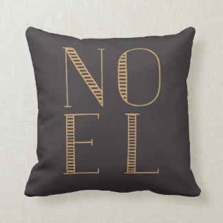 Almohada de la decoración de NOEL del día de