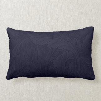 Almohada de la decoración del brocado de la hoja