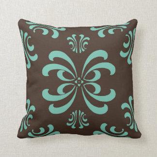 Almohada de la decoración del Flourish de Nouveau