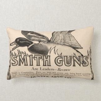 Almohada de la decoración del hogar del pato del