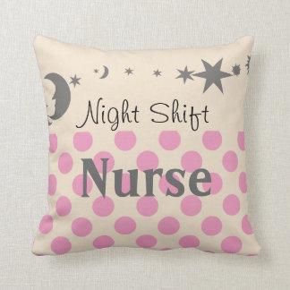 Almohada de la enfermera del turno de noche