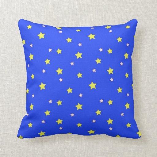 almohada de la estrella