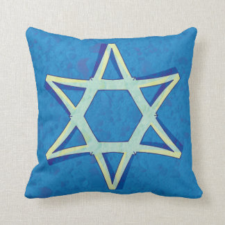 Almohada de la estrella de David