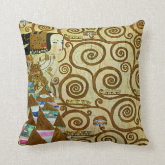 Almohada de la expectativa de Gustavo Klimt