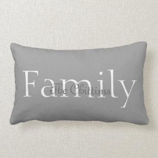 Almohada de la familia