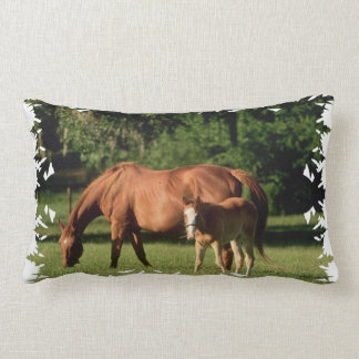 Almohada de la familia del caballo