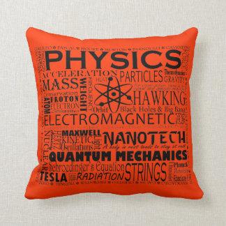 Almohada de la física