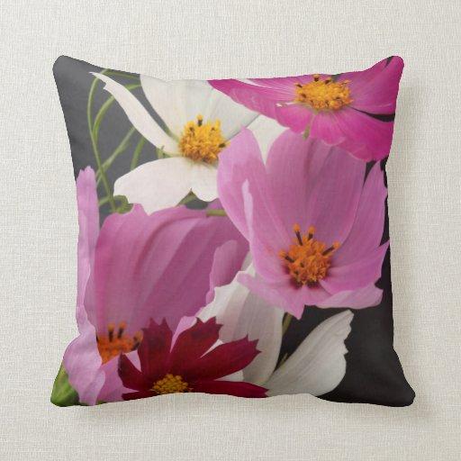 Almohada de la flor
