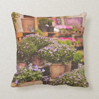 Almohada de la floristería