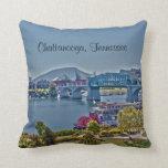 Almohada de la foto de Chattanooga, Tennessee