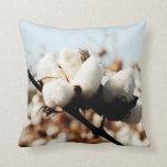 Almohada de la fotografía del algodón