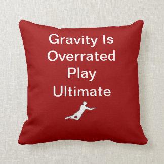 Almohada de la gravedad