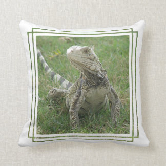 Almohada de la iguana