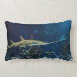 Almohada de la impresión de la vida marina