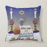 Almohada de la impresión del arte de Judaica Cojín Decorativo