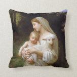Almohada de la inocencia de Bouguereau