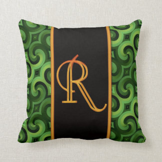 Almohada de la LETRA R
