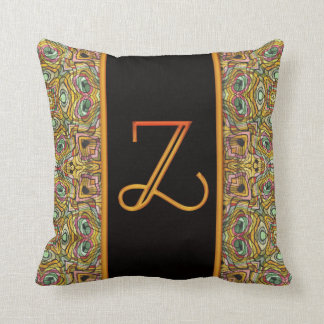 Almohada de la LETRA Z