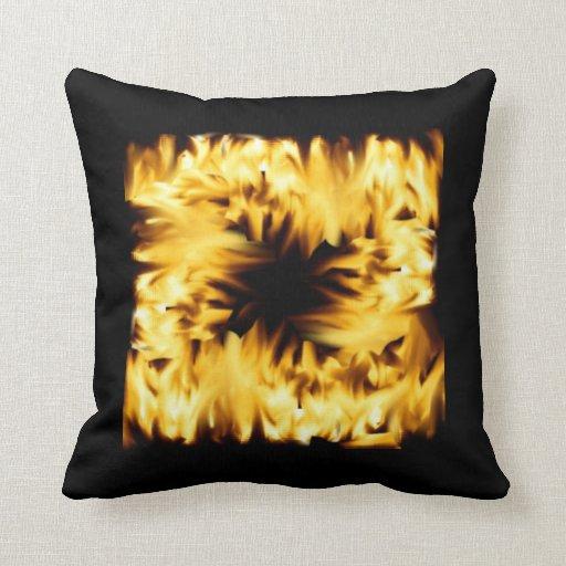 Almohada de la llama
