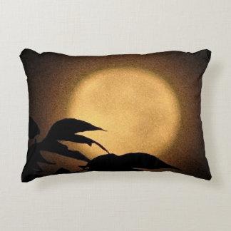 Almohada de la luna del otoño cojín decorativo